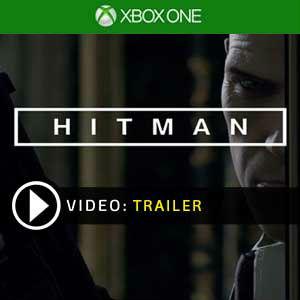 Hitman Xbox One en boîte ou à télécharger