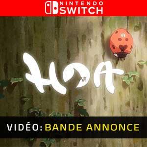 Hoa Nintendo Switch Bande-annonce Vidéo