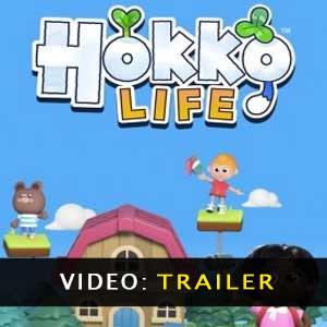 Hokko Life Bande-annonce Vidéo