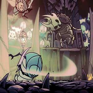 Hollow Knight Boss Battle