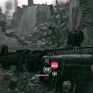 Homefront The Revolution Xbox One : arme