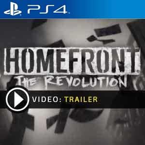 Homefront The Revolution PS4 en boîte ou à télécharger