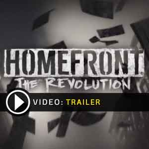 Acheter Homefront The Revolution Cle Cd Comparateur Prix