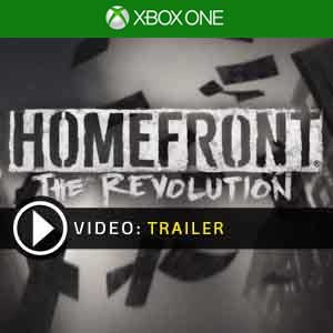 Homefront The Revolution Xbox One en boîte ou à télécharger