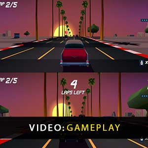 Horizon Chase Turbo Gameplay Video