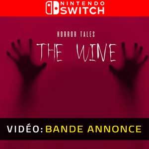 HORROR TALES The Wine Nintendo Switch Bande-annonce Vidéo