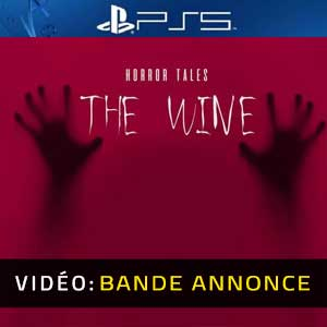 HORROR TALES The Wine PS5 Bande-annonce Vidéo