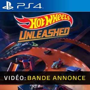HOT WHEELS UNLEASHED PS4 Bande-annonce Vidéo