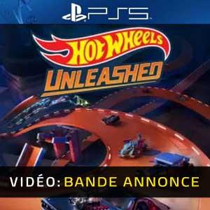 HOT WHEELS UNLEASHED PS5 Bande-annonce Vidéo