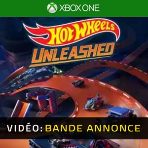 HOT WHEELS UNLEASHED Xbox One Bande-annonce Vidéo