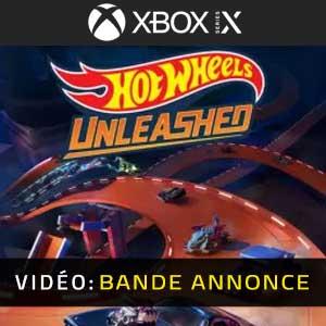 HOT WHEELS UNLEASHED Xbox Series X Bande-annonce Vidéo