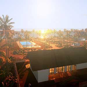 Hotel Life A Resort Simulator Coucher De Soleil