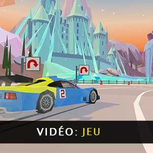 Hotshot Racing Vidéo de gameplay