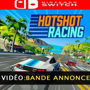Hotshot Racing Nintendo Switch Bande-annonce vidéo