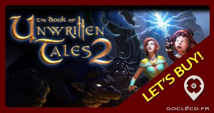 Acheter The Book of Unwritten Tales 2 Clé CD