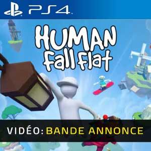 Human Fall Flat PS4 Bande-annonce vidéo
