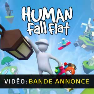 Human Fall Flat Bande-annonce vidéo