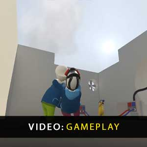 Human Fall Flat Gameplay Video
