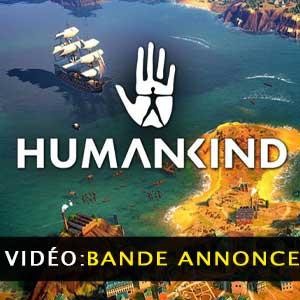 HUMANKIND vidéo de la bande-annonce