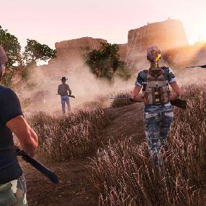 Hunting Simulator Gameplay Image