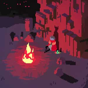 Hyper Light Drifter Camp
