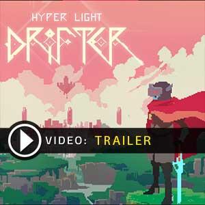 Acheter Hyper Light Drifter Clé Cd Comparateur Prix