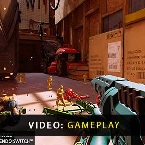 HYPERCHARGE Unboxed Gameplay Video