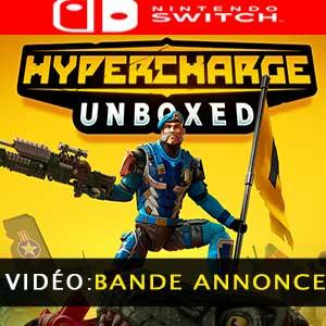 HYPERCHARGE Unboxed Bande-annonce vidéo