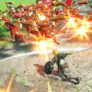 Hyrule Warriors Age of Calamity Attaque