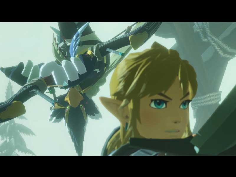 Acheter Hyrule Warriors L Ere Du Fleau Nintendo Switch Comparateur Prix