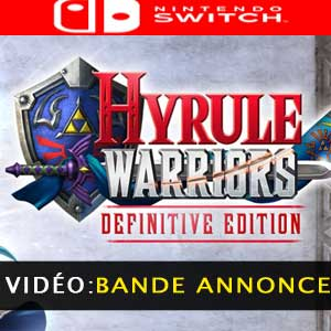 Vidéo de la bande-annonce de Hyrule Warriors Definitive Edition