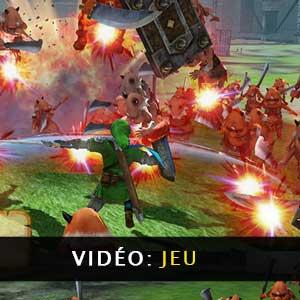 Vidéo du gameplay de Hyrule Warriors Definitive Edition