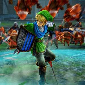 Hyrule Warriors Nintendo Wii U Ennemis