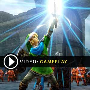 Hyrule Warriors Nintendo Wii U Gameplay Video