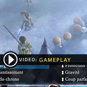 I Am Setsuna Gameplay Video