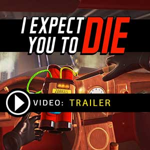Acheter I Expect You To Die VR Clé CD Comparateur Prix