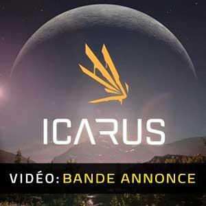 Icarus Bande-annonce vidéo