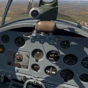 IL-2 Sturmovik Battle of Stalingrad Cockpit