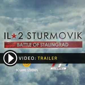 Acheter IL 2 Sturmovik Battle of Stalingrad Clé Cd Comparateur Prix