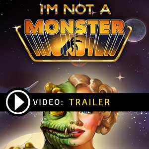 Acheter Im not a Monster Clé CD Comparateur Prix
