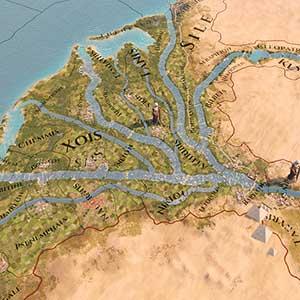 Imperator Rome Delta Du Nil