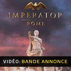 Imperator Rome Bande-annonce Vidéo