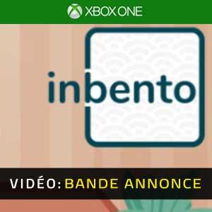inbento Xbox One Bande-annonce Vidéo