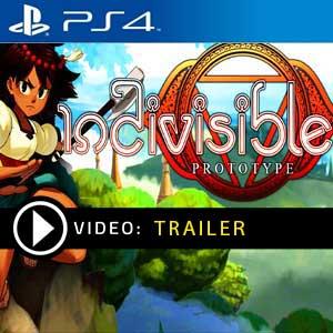 Indivisible PS4 en boîte ou à télécharger