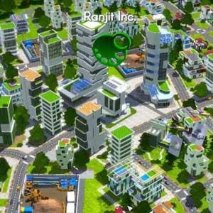 Création de ville Industry Manager Future Technologies