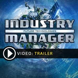 Acheter Industry Manager Future Technologies Clé Cd Comparateur Prix