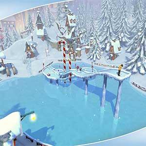 visual theme and gameplay