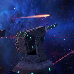 Bataille de l'espace dans Infinium Strike