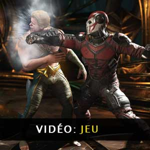 Injustice 2 vidéo de gameplay