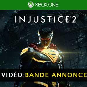 Injustice 2 bande-annonce vidéo